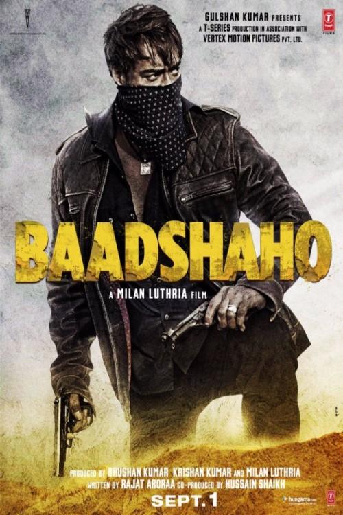 دانلود فیلم Baadshaho 2017